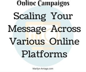 We help get your message online and found by your ideal client
